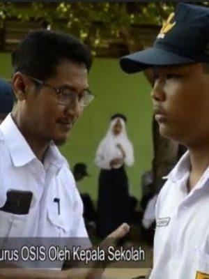 Sambutan Oleh Kepala SMP Satya Dharma Sudjana